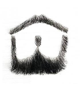 ریش و سبیل مصنوعی مای سکرت مدل MY-secret Human Hair Beard & Mustache F