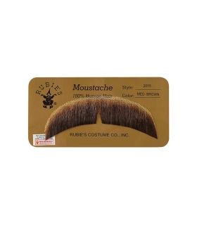 سبیل مصنوعی روبیز کاستوم الیاف طبیعی Rubies Costume Mustache Human Hair