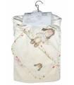ست حوله 5 تکه مادرکر طرح دخترانه Mothercare 1145.3 girl Baby Towel Piece