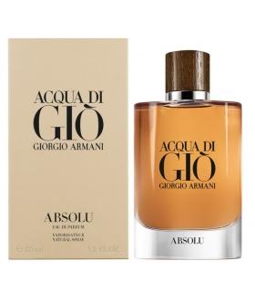 عطر و ادکلن مردانه جورجیو آرمانی آکوا دی جیو ابسولو Giorgio Armani Acqua Di Gio Absolu