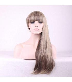 کلاه گیس زنانه آمیزی Straight Full Wig Hair Decor Ameesi