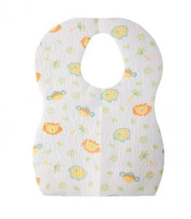 پیشبند یکبار مصرف یوکیدو Yookidoo 1997 Disposable baby bibs Pack Of 24
