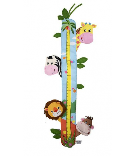 متر اندازه گیری کودک سوزی Sozzy Animals Baby Measuring Chart