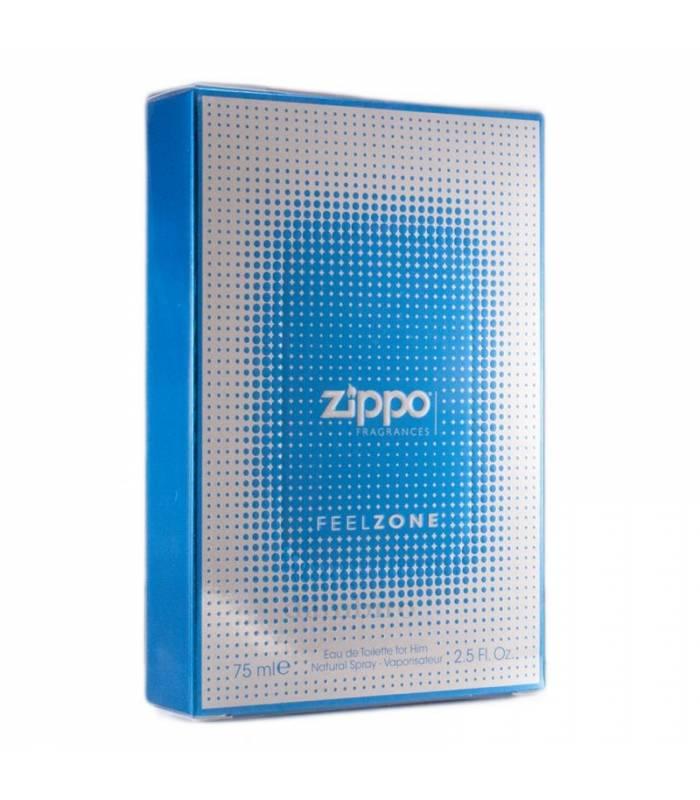 عطر مردانه زیپو فیل زون Zippo Feelzone for men