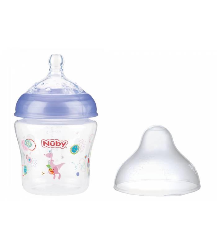 شیشه شیر کودک نابی Nuby ID1193 Baby Bottle