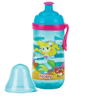 قمقمه کودک نوبی Nuby ID 1250 Baby Bottle