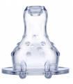 سر شیشه کودک نابی Nuby ID921 Bottle Teats Pack of 2