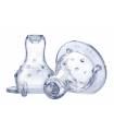 سر شیشه کودک نابی Nuby ID925 Bottle Teats Pack of 2