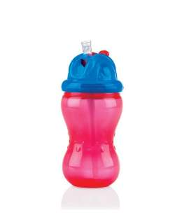 لیوان نی دار کودک نابی Nuby ID9801 Baby Bottle