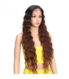 کلاه گیس زنانه جودیر مدل فرفری بلند Joedir Wavy Synthetic Wigs For Women