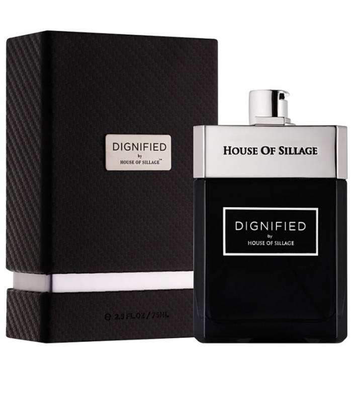 عطر و ادکلن مردانه هاوس آف سیلیج دیگنیفاید House Of Sillage Dignified For Men
