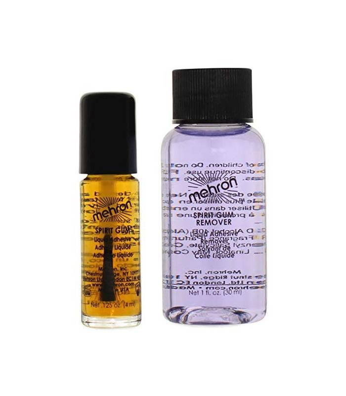 چسب گریم و ریموور مرون Mehron Spirit Gum and Spirit Gum Remover Combo