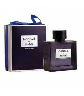 عطر و ادکلن مردانه فراگرنس ورد Fragrance World Canale Di Blue EDP For Men