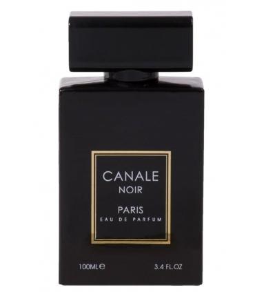 عطر و ادکلن زنانه فراگرنس ورد کاناله نویر Fragrance World Canale Noir EDP For Women