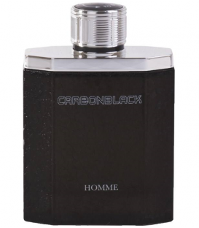 عطر و ادکلن مردانه فراگرنس ورد Fragrance World Carbon Black EDP For Men