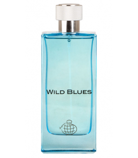 عطر و ادکلن مردانه فراگرنس ورد Fragrance World Wild Blues EDP For Men