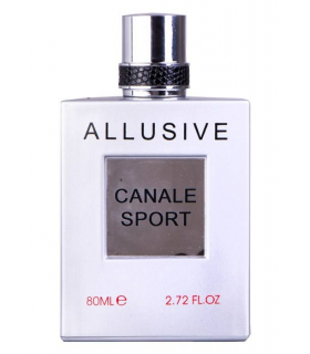 عطر و ادکلن زنانه و مردانه فراگرنس ورد Fragrance World Allusive Canale Sport EDP