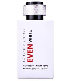 عطر و ادکلن مردانه فراگرنس ورد Fragrance World Even White EDT For Men