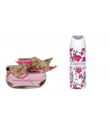 ست عطر و اسپری زنانه امپر شیفون Emper Chifon Gift Set For Women