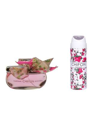 ست عطر زنانه امپر شیفون Emper Chifon Gift Set For Women