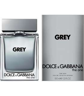 عطر و ادکلن مردانه دلچه گابانا د انلی وان گری Dolce Gabbana The One Grey for men