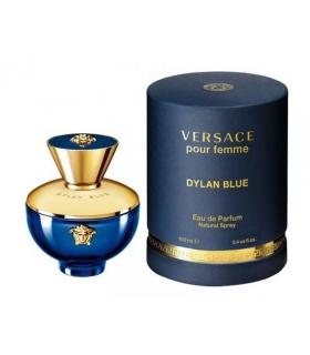 عطر و ادکلن زنانه ورساچه پور فم دیلان بلو Versace Pour Femme Dylan Blue for women