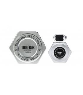 عطر و ادکلن مردانه امپر تولباکس سیلور ادیشن Emper Tool Box Silver Edition EDT For Men