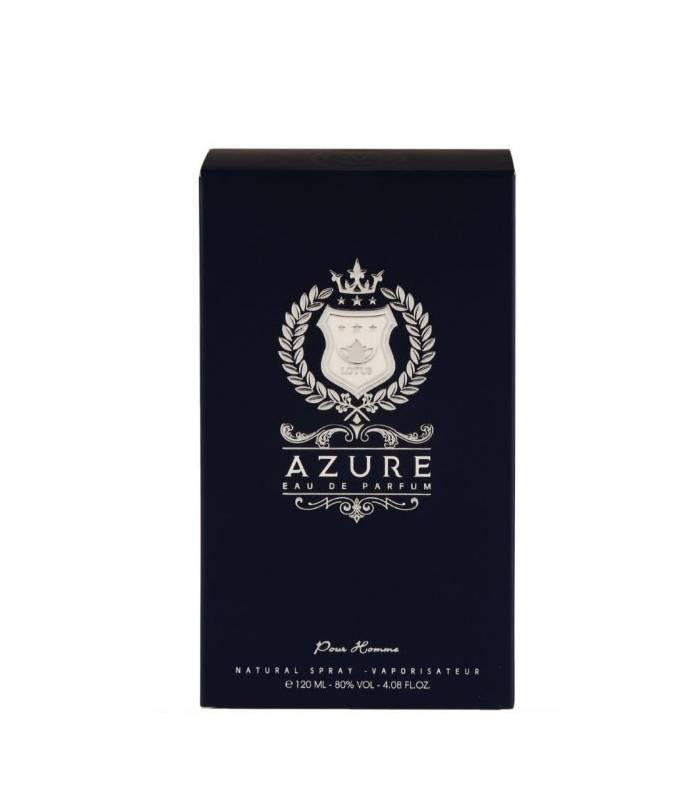 عطر و ادکلن مردانه لوتوس آزور Lotus Azure Edp for men