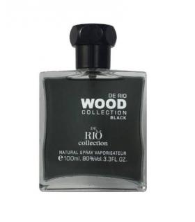 عطر مردانه ریو کالکشن وود بلک Rio Collection Wood Black for men