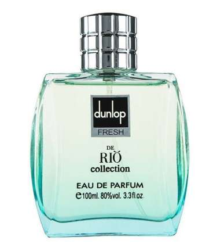 عطر مردانه ریو کالکشن دانلوپ فرش Rio Collection Dunlop Fresh for men