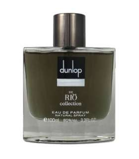 عطر و ادکلن مردانه ریو کالکشن ریو دانلوپ براون Rio Collection Rio Dunlop Brown for men