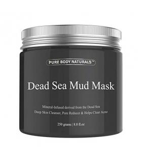 ماسک صورت پیور بادی نچرالز لجن دریایی Pure Body Naturals Dead Sea Mud Mask