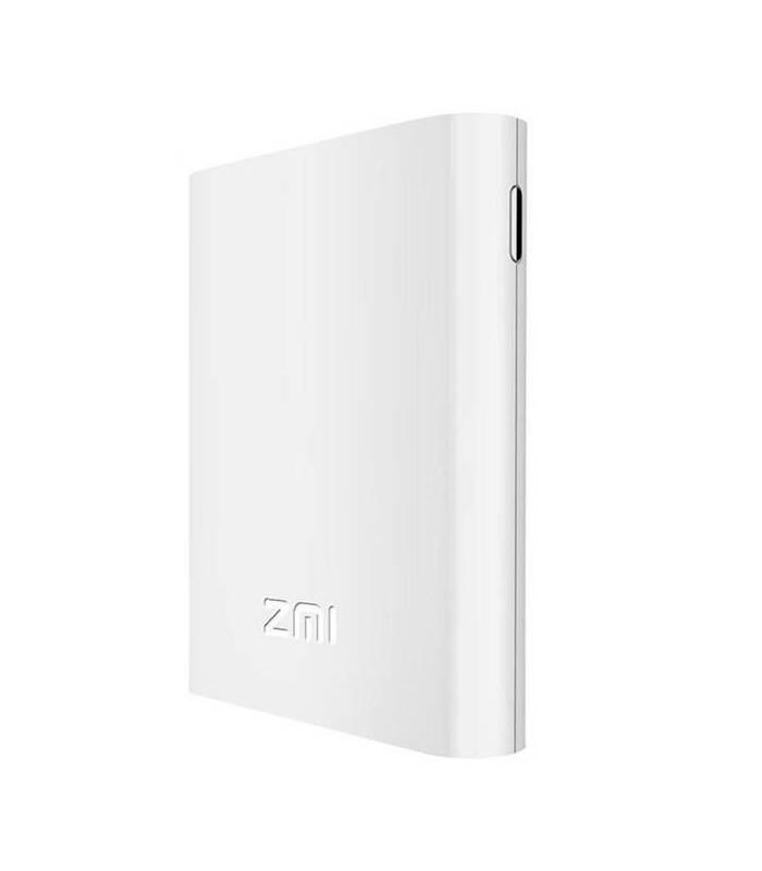 پاوربانک (شارژر همراه) شیائومی 7800 میلی آمپر Xiaomi ZMI MF855 Power Router 7800mAh Power Bank