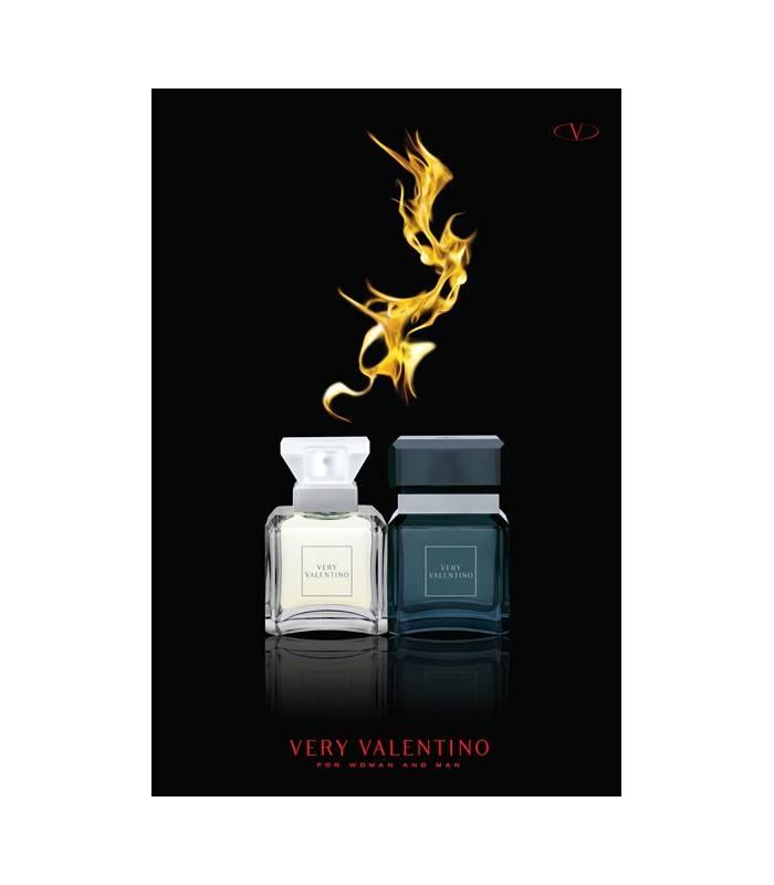 عطر مردانه والنتینو وری پور هوم Valentino Very Pour Homme for men