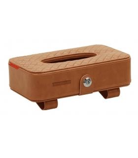 جعبه دستمال کاغذی خودرو پرومیت Promate TissueBox Car Tissue Dispenser