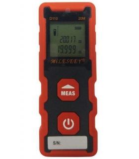 متر لیزری مایلسی مدل Mileseey D110-20m Laser Distance Meter D110-20m