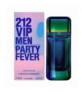 عطر و ادکلن مردانه کارولینا هررا Carolina Herrera VIP 212 Men Party Fever EDT
