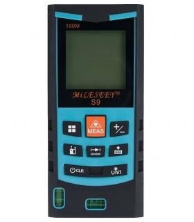 متر لیزری مایلسی مدل Mileseey S9-100m Laser Distance Meter S9-100m