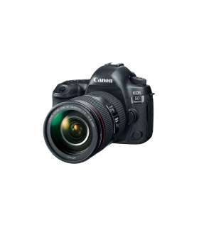 دوربین عکاسی کانن EOS 5D Mark IV به همراه لنز 24-105 میلی متر Canon EOS 5D Mark IV