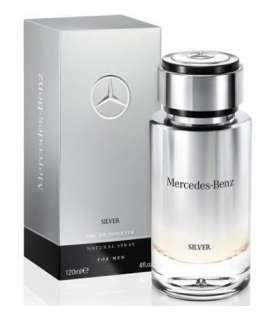 عطر و ادکلن مردانه مرسدس بنز سیلور Mercedes Benz Silver EDT