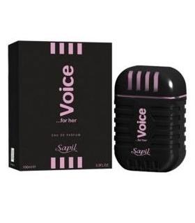 عطر زنانه ساپیل ویسSapil Voice for women