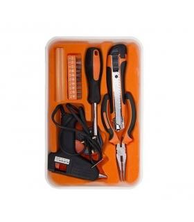 مجموعه 19 عددی ابزار مگا تولز Mega Tools M85202 Tool Set 19 PCS