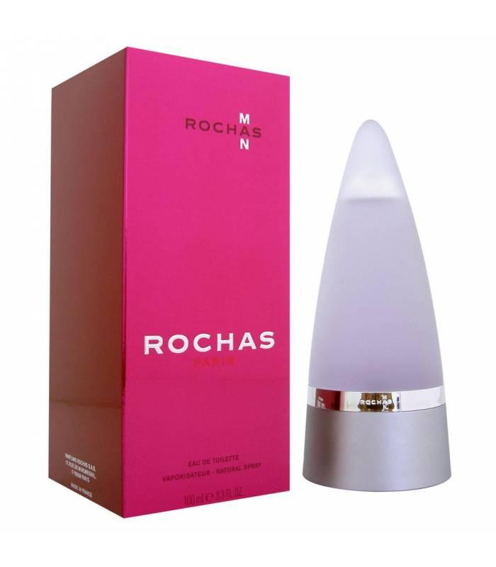 ادکلن مردانه روشاس من Rochas Man EDT For men