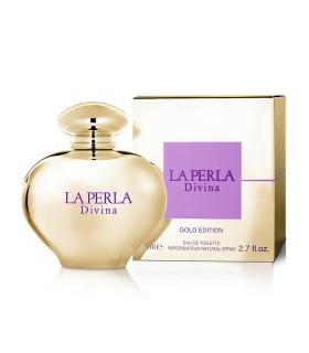 عطر زنانه لاپرلا دیوینا گلد ادیشن La Perla Divina Gold Edition Eau De Toilette For Women