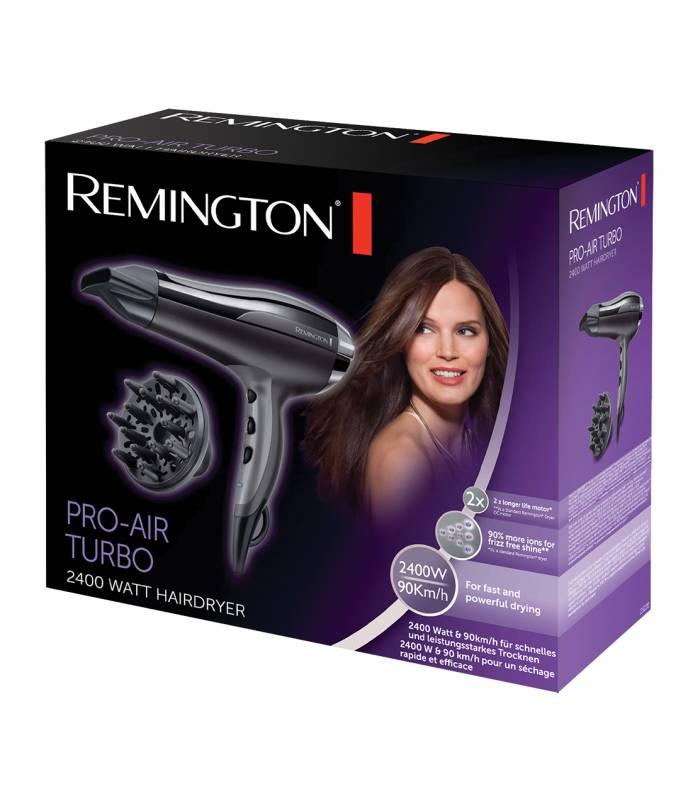 سشوار توربو حرفه ای رمینگتون دی 5220 Remington D5220 Hair Dryer