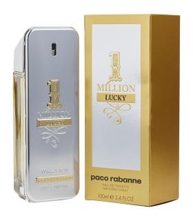 عطر و ادکلن مردانه پاکو رابان وان میلیون لاکی Paco Rabanne1 Milion Luky For Men