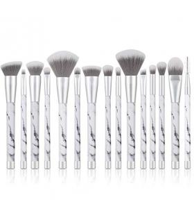 ست براش 15 تایی آرایش صورت Makeup Brushes 15 Pieces