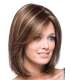 کلاه گیس زنانه کوتاه لخت Tsnomore Short Straight Fashion Women's Full Hair Wig