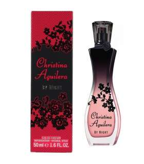 عطر زنانه کریستینا اگیلرا بای نایت ادوپرفیوم Christina Aguilera by Night for women edp