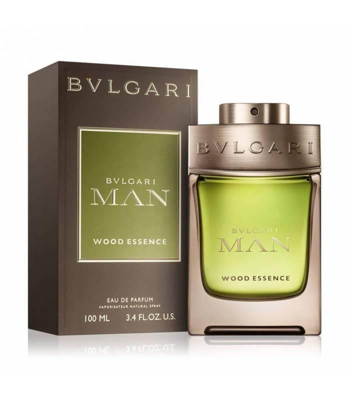 عطر و ادکلن مردانه بولگاری من وود اسنس Bvlgari Man Wood Essence EDP for men